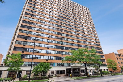 6030 N Sheridan Road UNIT 610, Chicago, IL 60660 - #: 10403113