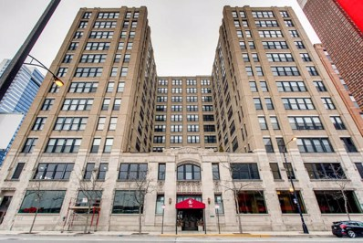 728 W Jackson Boulevard UNIT 1206, Chicago, IL 60661 - #: 10403142
