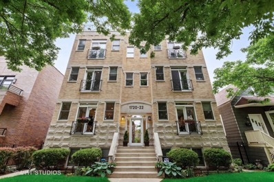 1722 W Berwyn Avenue UNIT 1W, Chicago, IL 60640 - #: 10403445
