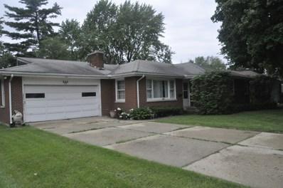 215 S Edgelawn Drive, Aurora, IL 60506 - #: 10403465