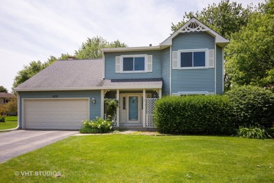 1272 Old Mill Court, Naperville, IL 60564 - #: 10403788