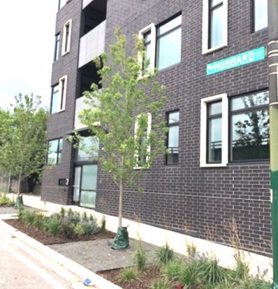 836 W Hubbard Street UNIT PH502, Chicago, IL 60642 - #: 10403942