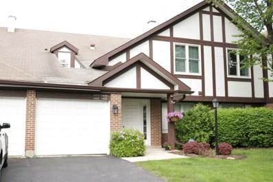 1433 Clairmont Court UNIT 1, Vernon Hills, IL 60061 - #: 10404062