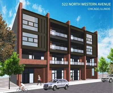 522 N Western Avenue UNIT 301, Chicago, IL 60612 - #: 10404097