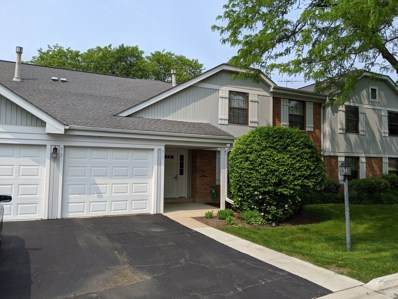 317 Woodbury Court UNIT D2, Schaumburg, IL 60193 - #: 10404196