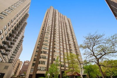 525 W Hawthorne Place UNIT 1107, Chicago, IL 60657 - #: 10404620