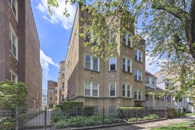 1529 W Rosemont Avenue UNIT 3N, Chicago, IL 60660 - #: 10404866