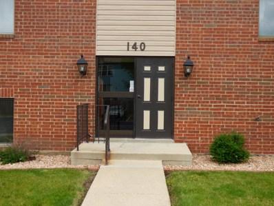 140 E Fountainview Lane UNIT 1-A, Lombard, IL 60148 - #: 10405148