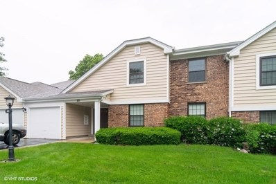 85 Marble Hill Court UNIT B2, Schaumburg, IL 60193 - #: 10405230