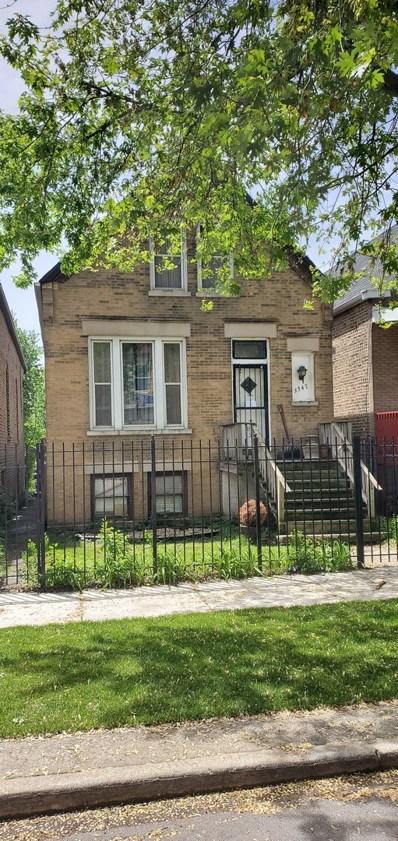 3347 W Hirsch Street, Chicago, IL 60651 - #: 10405270