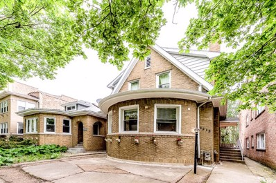 6213 N Fairfield Avenue, Chicago, IL 60659 - #: 10405508