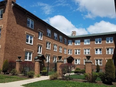 4820 W Hutchinson Street UNIT 8A, Chicago, IL 60641 - #: 10405658