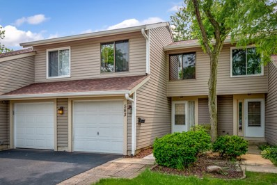 543 Alton Court, Carol Stream, IL 60188 - #: 10405683