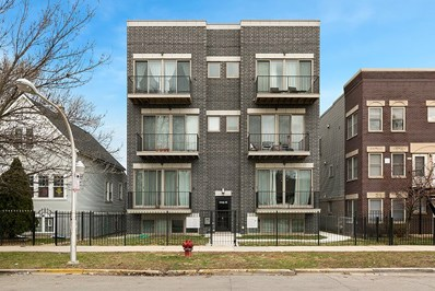 3518 W Wabansia Avenue UNIT 3, Chicago, IL 60647 - #: 10405845