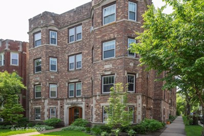 803 Elmwood Avenue UNIT 1N, Evanston, IL 60202 - #: 10405979