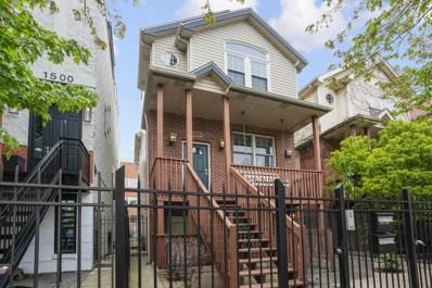 1504 N Paulina Street, Chicago, IL 60622 - #: 10406282