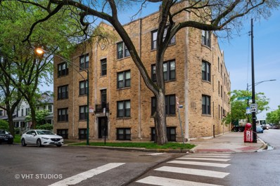 1424 W Cullom Avenue UNIT 3, Chicago, IL 60613 - #: 10406667