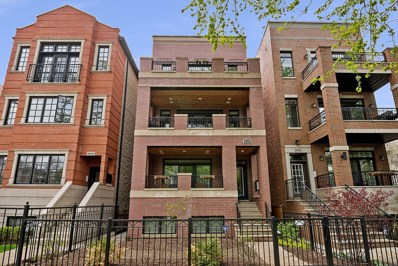 2840 N Racine Avenue UNIT 3, Chicago, IL 60657 - MLS#: 10406988
