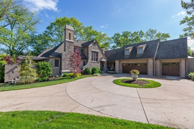516 Ridgemoor Drive, Willowbrook, IL 60527 - #: 10407352