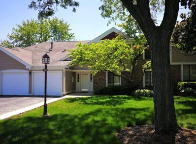 1547 Seven Pines Road UNIT D2, Schaumburg, IL 60193 - #: 10407454