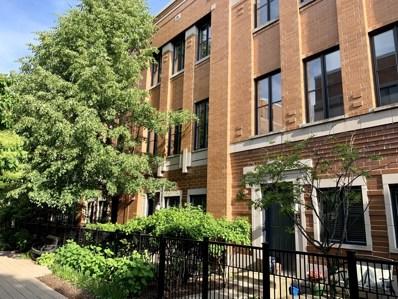 1137 W Monroe Street UNIT 11, Chicago, IL 60607 - #: 10407554
