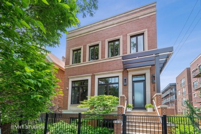 1660 N Oakley Avenue, Chicago, IL 60647 - #: 10407824