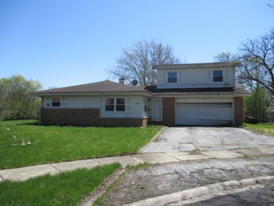 3205 Oak Court, Hazel Crest, IL 60429 - #: 10408209