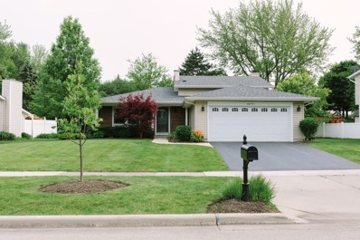 4075 Whispering Trails Drive, Hoffman Estates, IL 60192 - #: 10408271