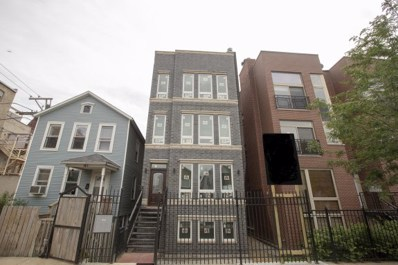 1415 W Walton Street UNIT 1, Chicago, IL 60642 - #: 10408502
