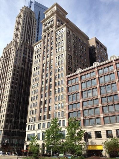 6 N Michigan Avenue UNIT 801, Chicago, IL 60602 - #: 10408769