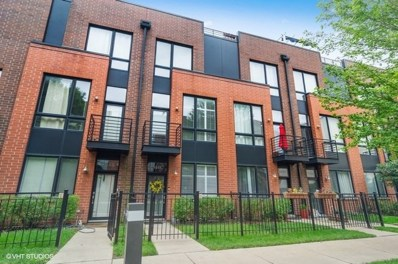 2344 W Wolfram Street UNIT C, Chicago, IL 60618 - #: 10408837