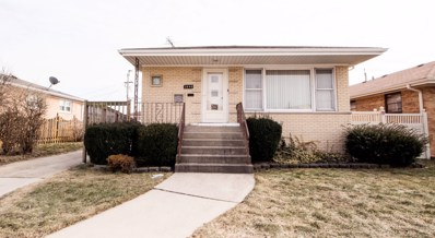 3645 W 113th Place, Chicago, IL 60655 - #: 10408940