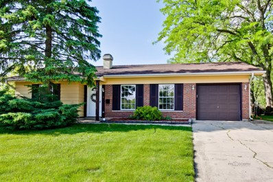 1390 Devonshire Lane, Hoffman Estates, IL 60169 - #: 10409069