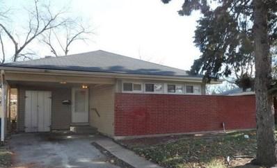 15107 Woodlawn Avenue, Dolton, IL 60419 - #: 10409089