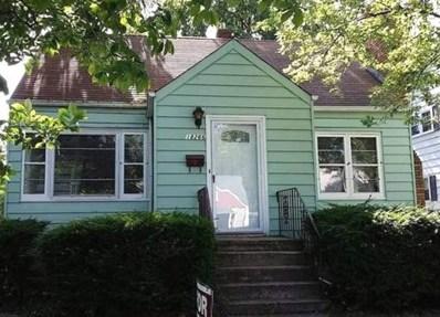 18266 Burnham Avenue, Lansing, IL 60438 - #: 10409136