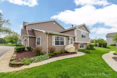 1644 Timber Trail UNIT 6-A, Wheaton, IL 60189 - #: 10409280