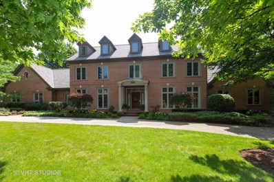 605 Fox Glen Drive, St. Charles, IL 60174 - MLS#: 10409351