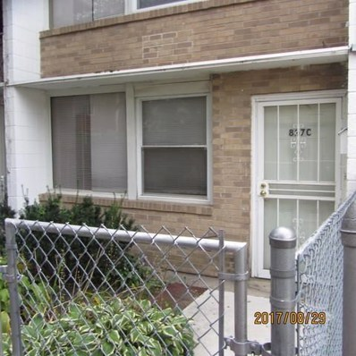 827 E 48th Street UNIT C, Chicago, IL 60615 - #: 10409359