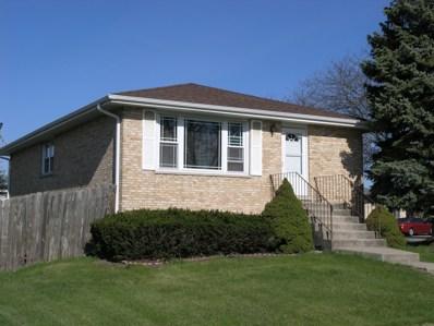 16646 Parkview Avenue, Tinley Park, IL 60477 - #: 10409796