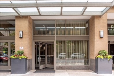 2 E Erie Street UNIT 3305, Chicago, IL 60611 - #: 10410058