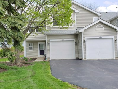 399 Maidstone Court UNIT 0, Schaumburg, IL 60194 - #: 10410414
