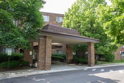 1475 Rebecca Drive UNIT 316, Hoffman Estates, IL 60169 - #: 10410442