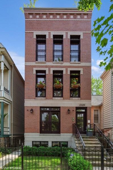 1529 W Roscoe Street UNIT 2, Chicago, IL 60657 - #: 10410661