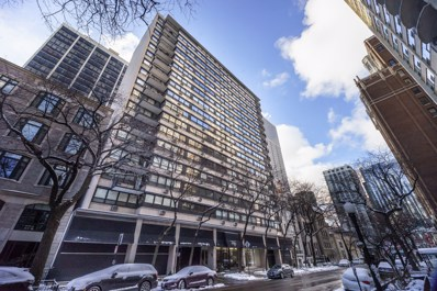 33 E Cedar Street UNIT 16G, Chicago, IL 60611 - #: 10410854