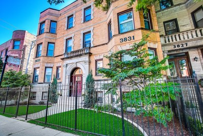 3831 N Wilton Avenue UNIT 3S, Chicago, IL 60613 - #: 10410856