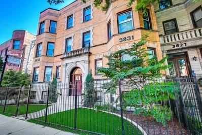 3831 N Wilton Avenue UNIT 3S, Chicago, IL 60613 - #: 10410856