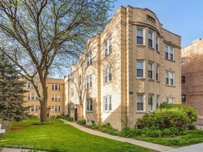 4450 W Gunnison Street UNIT 3C, Chicago, IL 60630 - #: 10411000