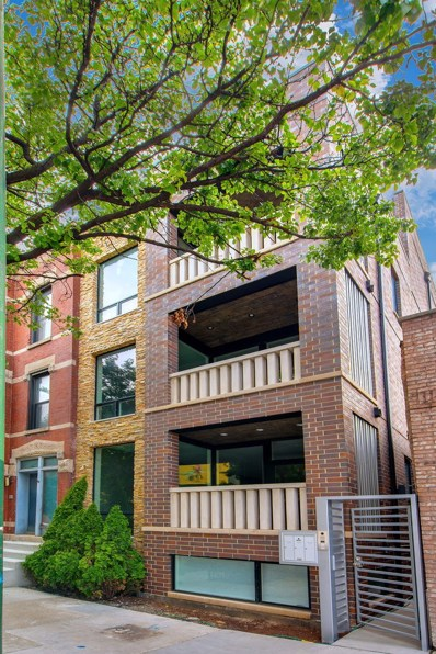 462 N May Street UNIT 3, Chicago, IL 60642 - #: 10411041