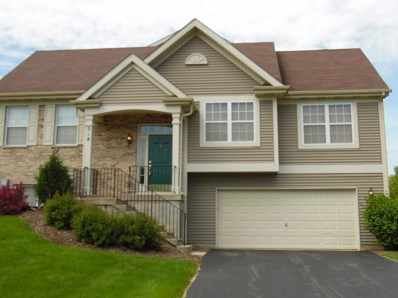 518 Lincoln Station Drive, Oswego, IL 60543 - #: 10411072