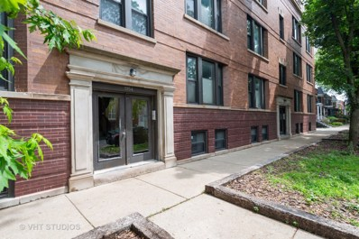 1954 W Newport Avenue UNIT 3, Chicago, IL 60618 - #: 10411461